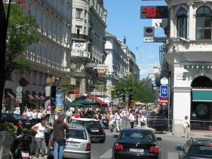 По улицам Вены